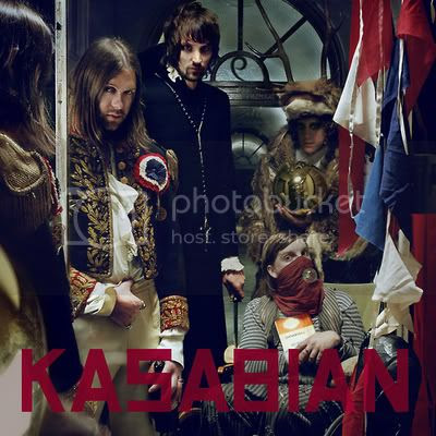 Kasabian - West Ryder Pauper Lunatic Asylum