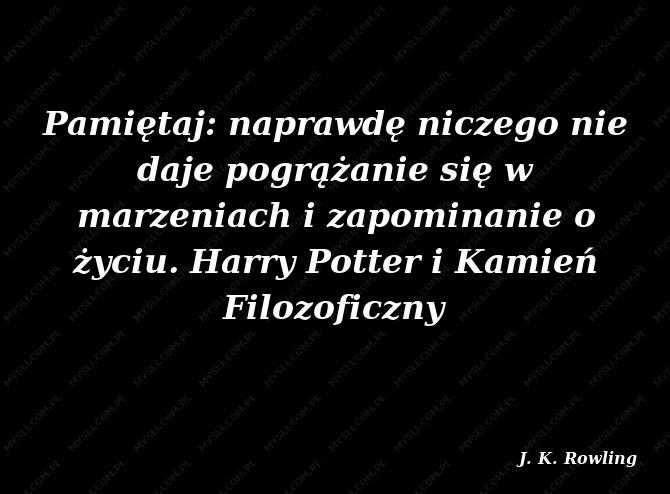 Harry Potter Wyniki Szukania Myslicompl