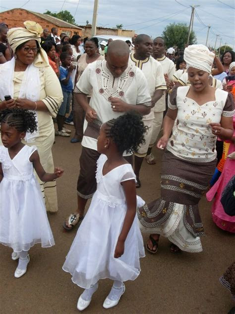 Shweshwe Dresses Perfect For Your Big Day   South African