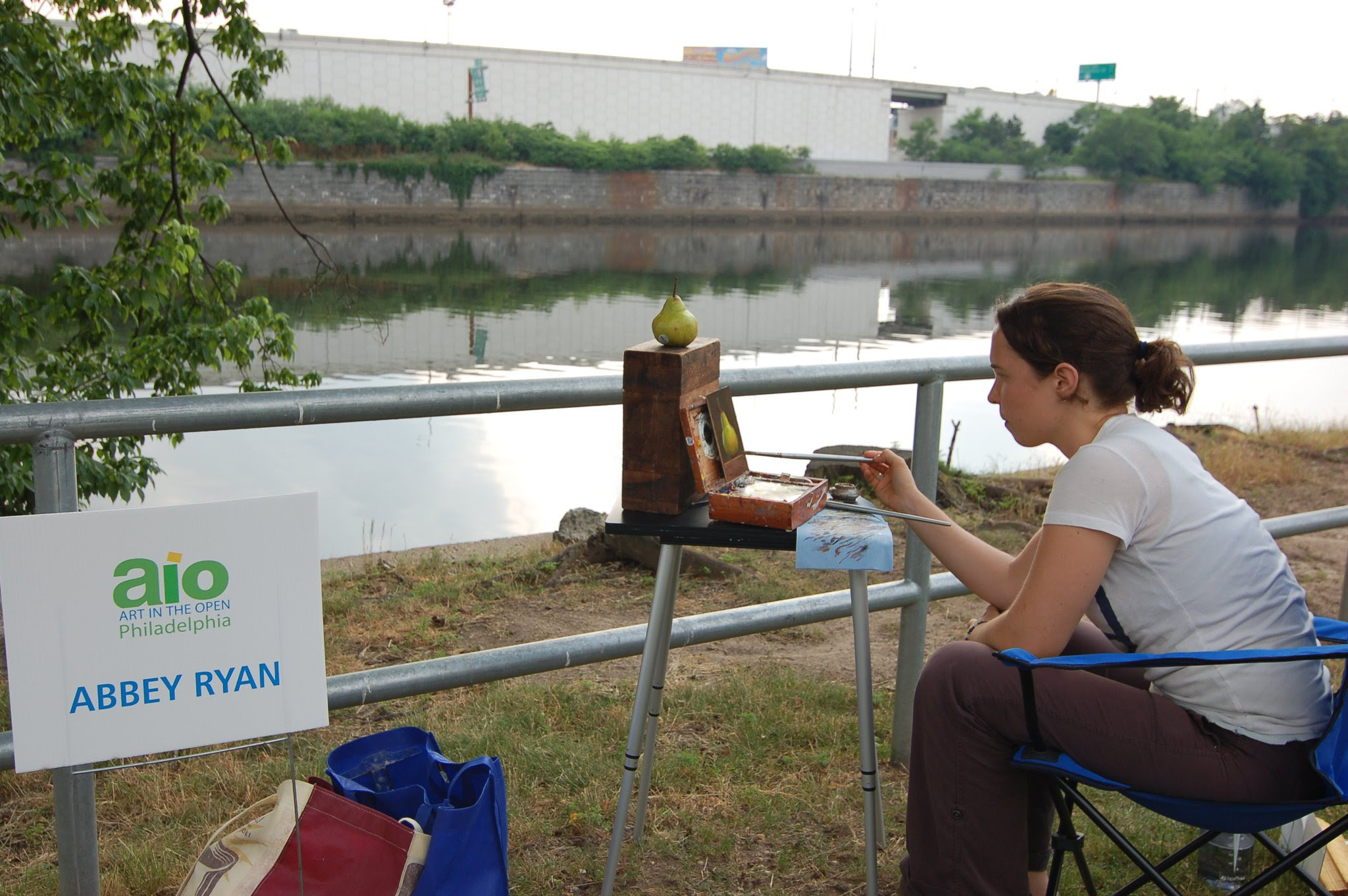 Art in the open Philadelphia
