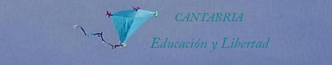 Cantabria.Educación y Libertad.