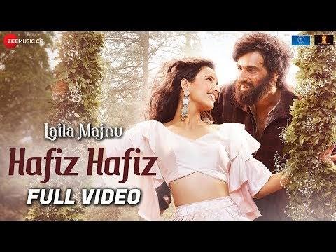 HAFIZ HAFIZ SONG LYRICS - AVINASH TIWARY, TRIPTI DIMRI