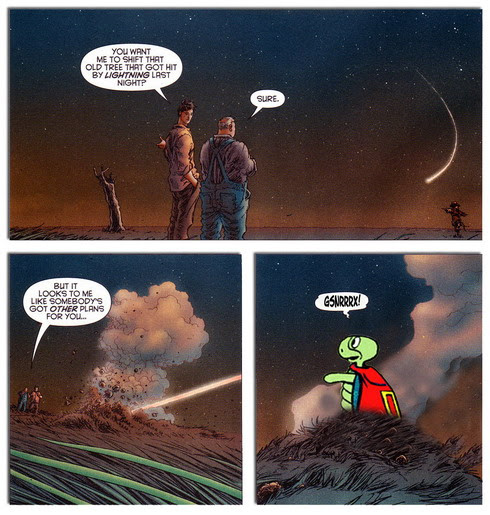 If I wrote All-Star Superman