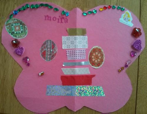 Moira's placemat