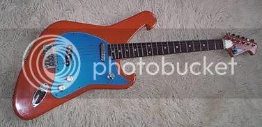 Ardley Playmate guitar