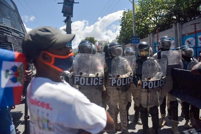 COMUNIDAD INTERNACIONAL, PREOCUPADA POR LA «CRECIENTE POLARIZACIÓN» EN HAITÍ
