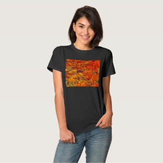 Autumn Maple Leaves T-Shirt