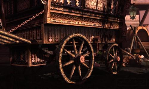 Where's Dim Sum? #165 - Painted wheels
