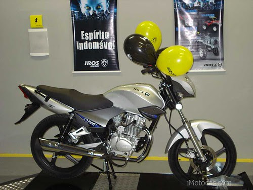 Iros Motos One 125 EX