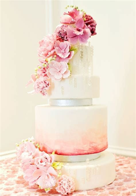 Pastel Wedding Cake Ideas   The Best inspirations!   Knot
