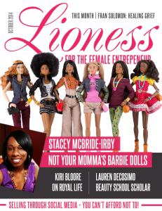 Stacey McBride-Irby revolutionizes the doll industry - Lioness Magazine