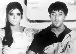 Shot from 'The Graduate'