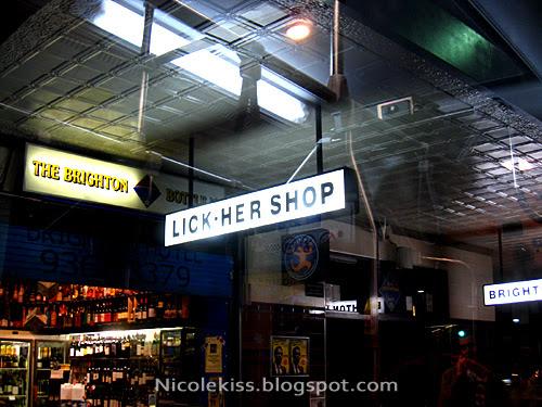 lick her shop
