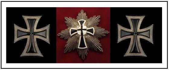 крест Tевтонского ордена