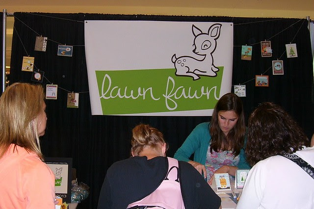 lawn fawn booth