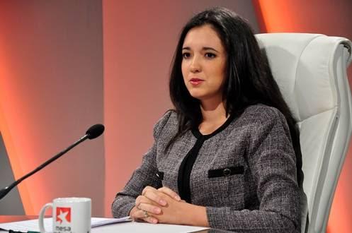 Dalila Alba González García, subdirectora general de mercadotecnia del MINTUR. Foto: Roberto Garaicoa