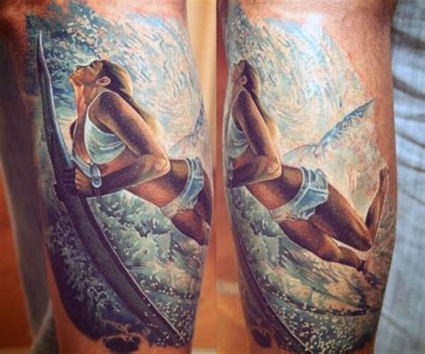 attractive ocean tattoos ideas  men  women