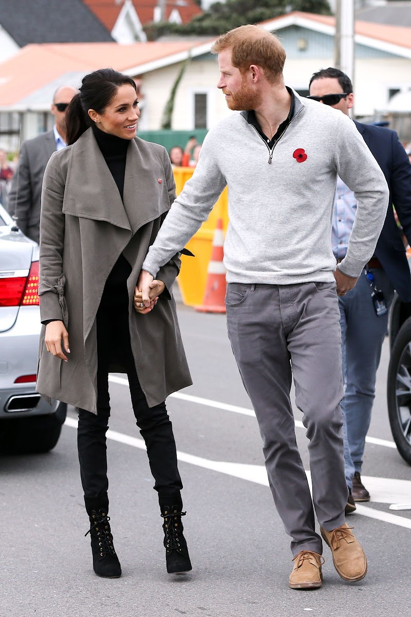 Meghan Markle Wears Back-to-Back Casual Outfits on the Royal Tour in New Zealand