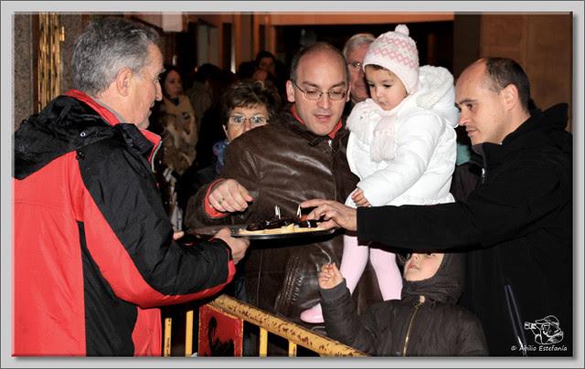 3 Rifa de San Antón en Briviesca 2.013