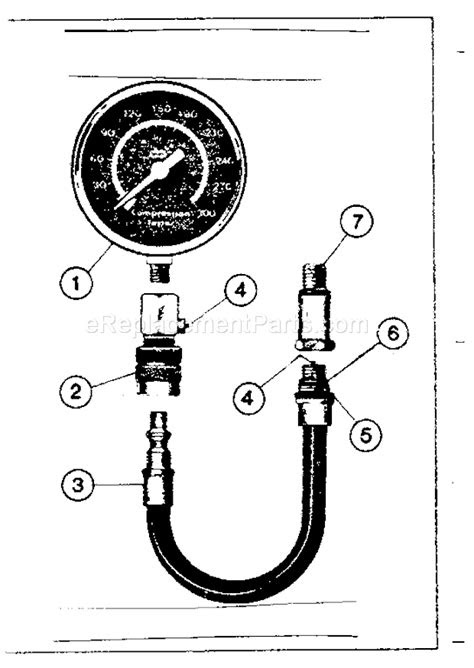 Craftsman 161217102 Parts List and Diagram