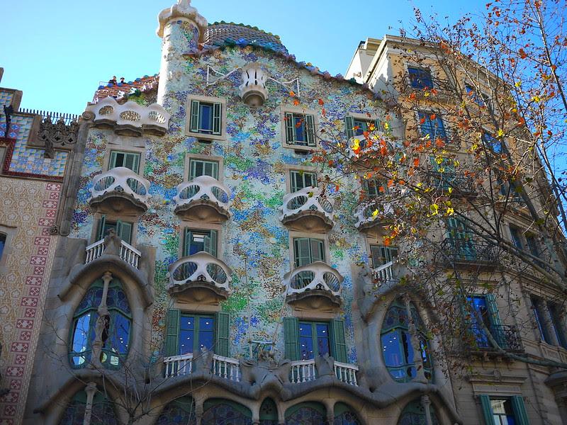 巴特婁之家 Casa Batlló