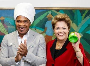 Brown não divulga quanto ganhou com royalties da caxirola