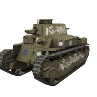 Girls und Panzer, Screenshot, Video Games