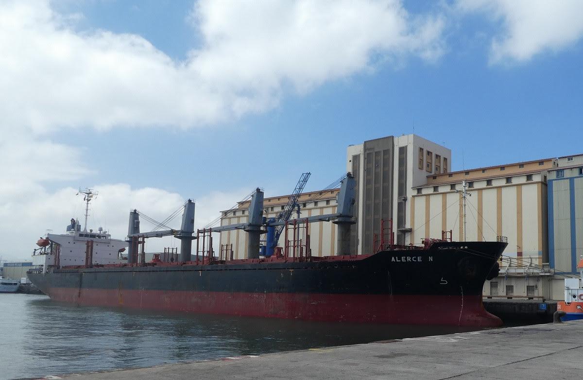Puertos de Las Palmas   Silos Canarios   Alence N.