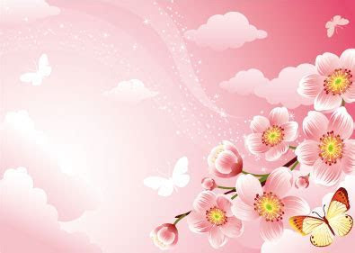free Cherry blossom vector graphics   Free Vector Graphics