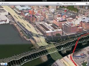 Erros aparecem contrastantemente no novo serviço de Mapas do iOS (Foto: Reprodução/ Znet) (Foto: Erros aparecem contrastantemente no novo serviço de Mapas do iOS (Foto: Reprodução/ Znet))