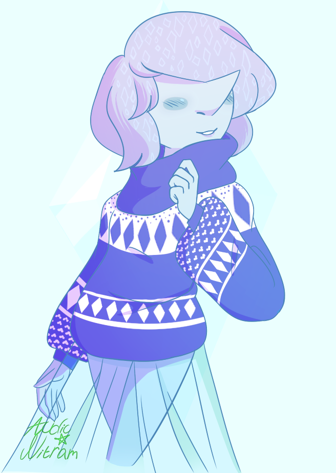 so i was in the blue pearl tag earlier and i noticed a small trend of bp in big sweaters i 100% approve of this