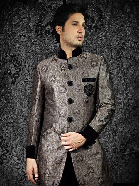 Eden Robe Sherwani For Groom   Kurta And Sherwani Designs