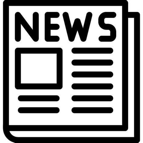 newspaper  icon  iconset iconsmind