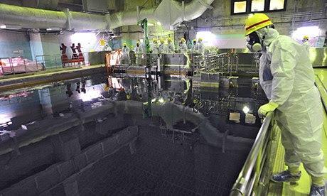 Fukushima damage inspectors