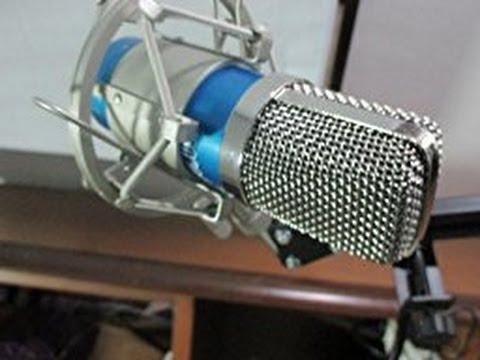Microfono a condensatore Tonor economico e per pc  per uso amatoriale - VideoRecensione