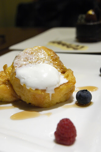 French Toast, Cafe Beau Verger, Hotel Okura Hakata