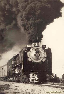 locomotive Union Pacific