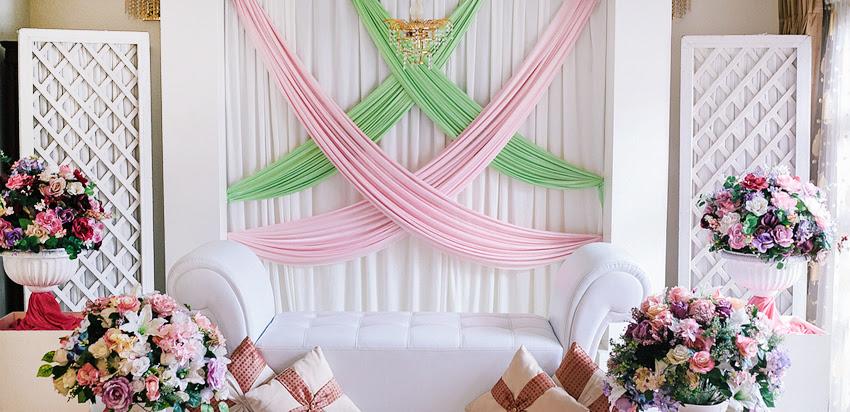 Inspirasi Dekorasi Sederhana Nan Cantik Stacie Bridal