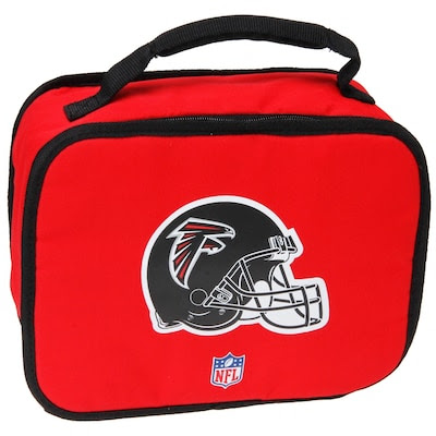 Atlanta Falcons Red Insulated NFL Lunch Box  NFLShop.com