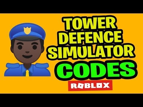Marco Gomes Youtube All New Codes For Tower Defense Simulator 2019 Roblox