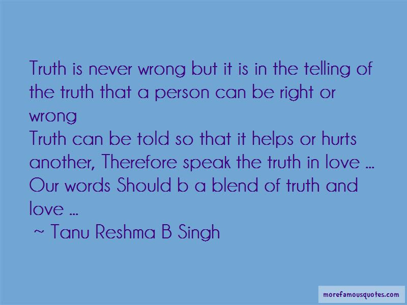 Telling Truth Hurts Quotes Top 2 Quotes About Telling Truth Hurts