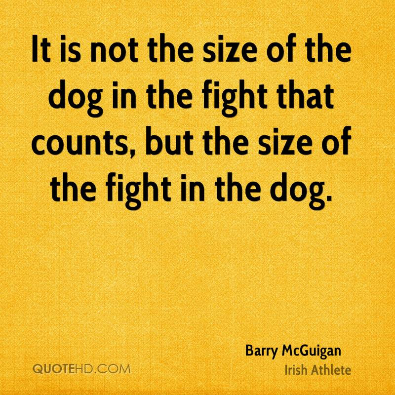 Barry Mcguigan Quotes Quotehd