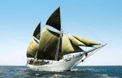 Les six plus grands voiliers historiques du monde