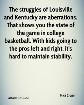 Mick Cronin Quotes Quotehd