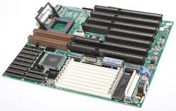 Intel 486 Motherboard