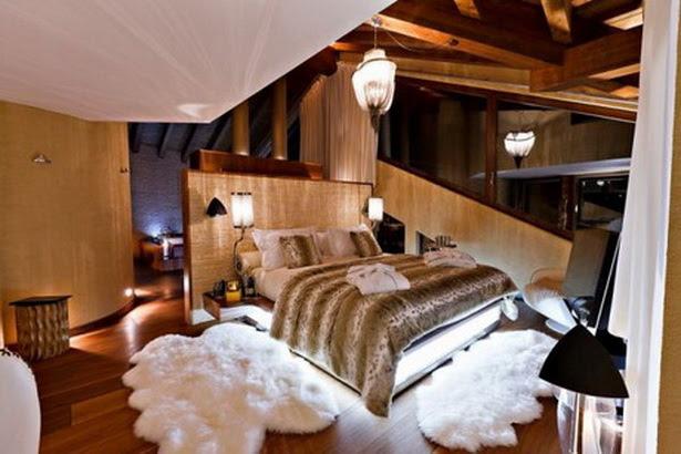 skiing helmet: Großes Schlafzimmer Gemütlich Einrichten