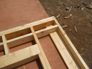 House Outer Wall Frame Corner