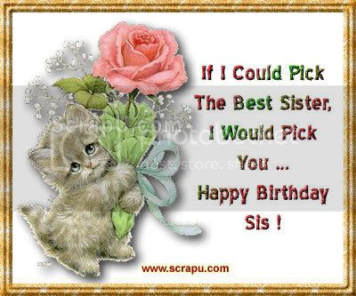 Happy Birthday Sister Images Pictures Happy Birthday Sister Status Sms