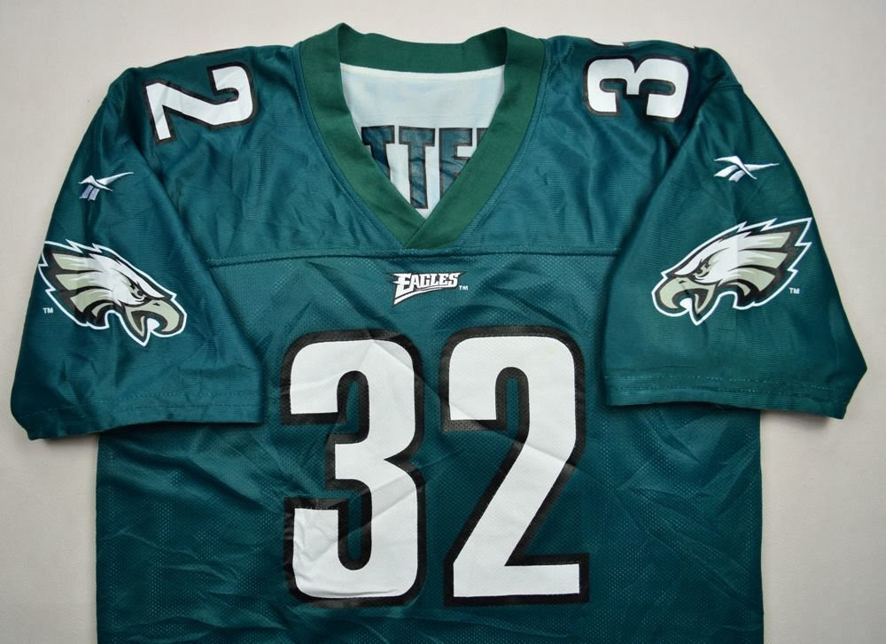 PHILADELPHIA EAGLES *WATTERS* NFL REEBOK SHIRT M Other Shirts  American Football  Classic