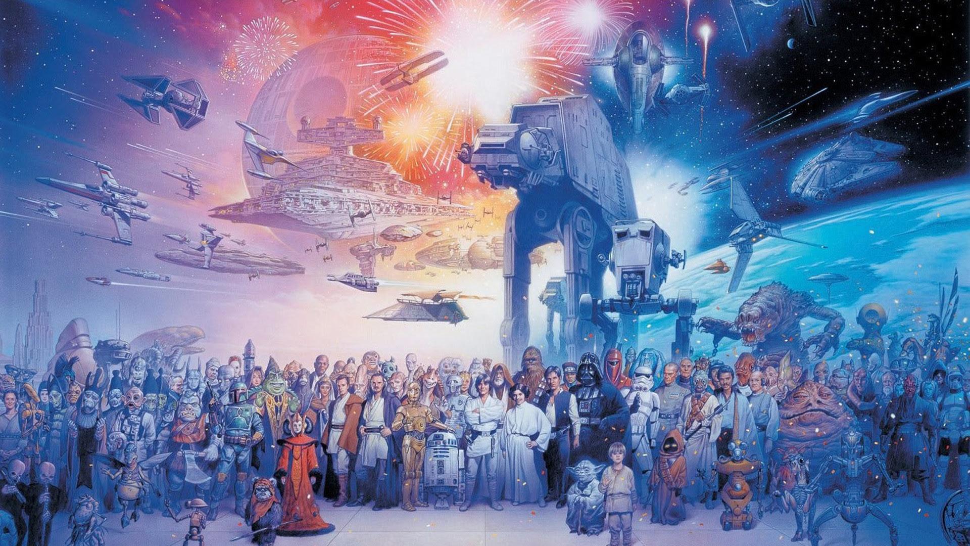 Ultra Hd Star Wars Desktop Wallpaper 1920x1080